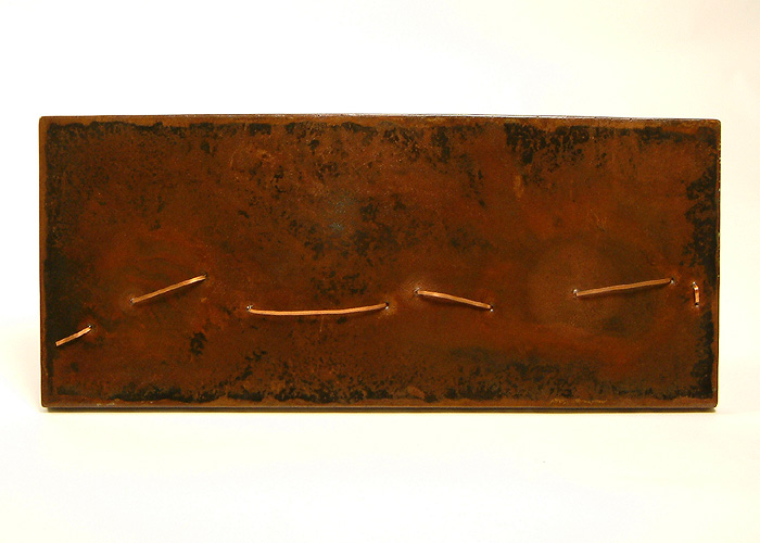 Metal Art - Copper Ribbon