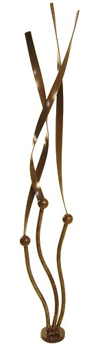 Metal Art - Medium Floor-Standing Kelp