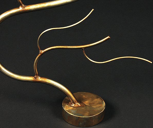 Metal Art - Medium Table-top Dallas Rd Tree (3)