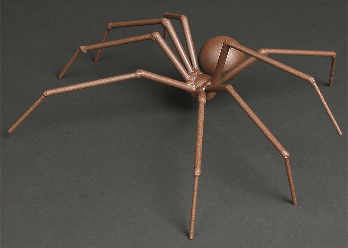 Metal Art - Small Spider